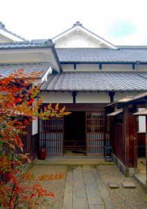 鏡田屋敷の写真