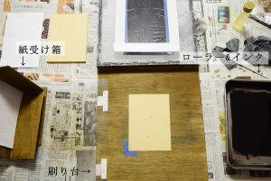 レトロ道具紙受け箱1